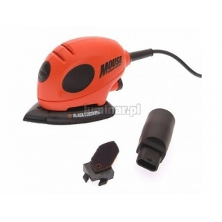 BLACK&DECKER Szlifierka Mouse 55 W KA161