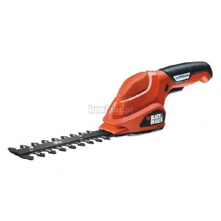 BLACK&DECKER  Akumulatorowe no¿yce do ¿ywop³otu 3,6 V (1 akumulator) GSL300