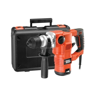 BLACK&DECKER M³otowiertarka SDS-Plus 1250W Model KD1250K