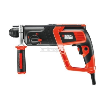 BLACK&DECKER M³otowiertarka SDS-Plus 710 W KD975