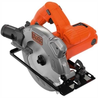 BLACK&DECKER Pilarka tarczowa 1250W, 66mm CS1250L