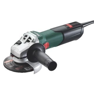METABO Szlifierka k±towa 125 mm 1000W model WEV 10-125 Quick w walizce