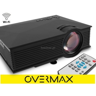 OVERMAX RZUTNIK PROJEKTOR OVERMAX MULTIPIC 2.3 LED HD WIFI